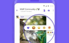 Viber expands expressive palette with new Reactions feature in messages