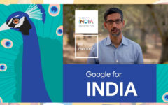 Google has announced a multi-billion dollar investment in India