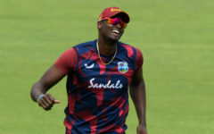 Jason Holder overtook Brian Lara's record of win as team leader