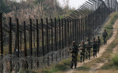 Even instability decreases in border, India announced to continue patrolling