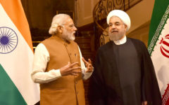 Iran excluded India from a major project deal