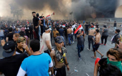 3 rockets land near U.S. embassy in Iraq's Baghdad