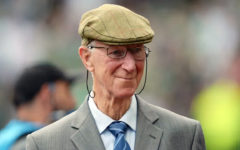 England's World Cup-winning legendary footballer Jack Charlton is no more