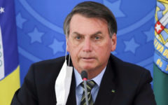 After taking Corona lightly, the Brazilian president finally affected himself