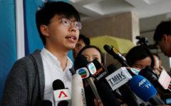 The world must stand by Hong Kong: Activist Joshua Wong
