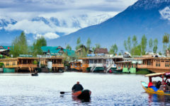 Kashmir reopened for tourists today