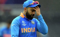 Complaint registered against Kohli to BCCI