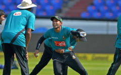 Bangladesh cricket team's practice depends on Asia Cup