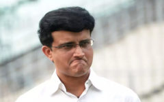 Sourav Ganguly's position is against the four-day Test