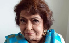 Famous Bollywood choreographer Saroj Khan died