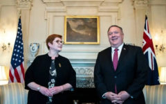 US, Australia open talks focused on China