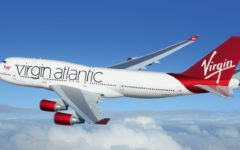 Virgin Atlantic finalized a rescue deal worth £1.2bn