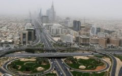 The Gulf states' economies could contract by 7.6 percent this year