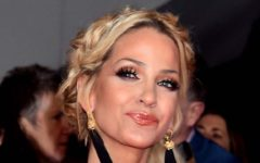 Girls Aloud singer Sarah Harding diagnosed with breast cancer