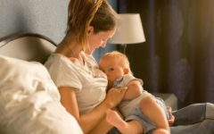 Breastfeeding is safe after anaesthesia, new guidelines suggest