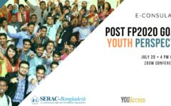 Youth Centric Participatory FP2030 goals demanded