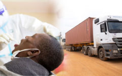 COVID-19 testing for truck drivers in Kenya's borders helps open trade