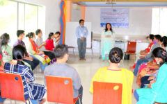 Completion of three-days training on SRHR and Gender in Bandarban