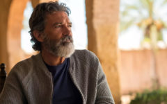 Antonio Banderas tested positive for coronavirus