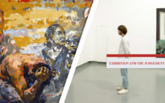 Exhibition and the Judgement process