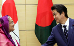 Japan will pay USD 329 million to Bangladesh for fighting coronavirus