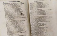 A rare edition of Shakespeare's last play found in Spain