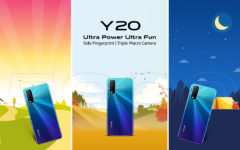 Vivo starts pre-booking for Vivo Y20 in Bangladesh