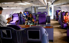 With limited travel, plane cafes take off in Thailand