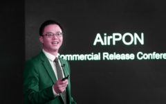 Huawei announces commercial release of AirPON solution