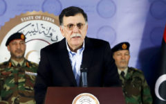 Libya's UN-backed prime minister is resigning