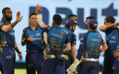 Kolkata started IPL with a loss to Mumbai