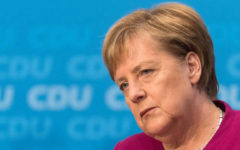 Merkel plans to take 1,500 refugees from Greek islands