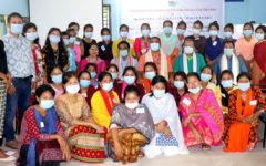 Training for female mentors on life skills and girls club operation inaugurated in Bandarban