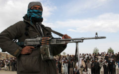 A Taliban attack in southern Afghanistan has killed 28 policemen
