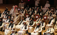 Peace talks between the Taliban and Afghan government begin