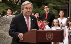 COVID-19 expanding risks to peace everywhere: Guterres