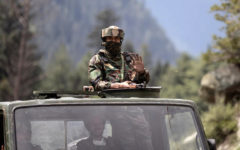 China-India retreated from the deployment of additional troops on the border