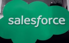 Salesforce to create 12,000 jobs over the next year