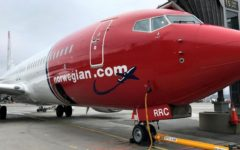 Norwegian Air saw a 91% decline in August passenger volume