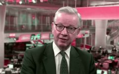 "People in England should work from home ""if they can"", Michael Gove said"