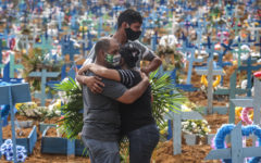 One and a half lakh deaths in Brazil due to Corona