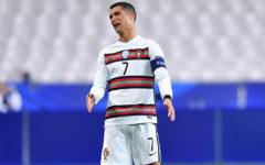 Cristiano Ronaldo tested Corona positive
