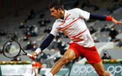 Djokovic confirmed the semifinal with injury