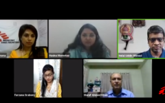 MSF organizes a webinar on the impact on mental health on women and children during COVID-19 in Bangladesh