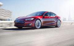 "Tesla Inc cut the price of Model S ""Long Range"" sedan to $69,420"