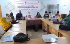 Meeting held in Borguna to prevent gender based violence