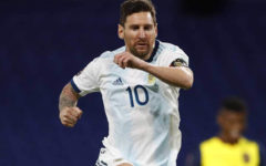 Messi's goal gave Argentina a good start in the World Cup qualifiers