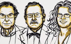 Three astrophysicists won the Nobel Prize in Physics this year