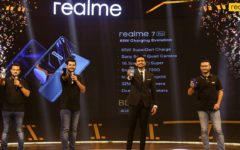 realme launches realme 7 series with 65W SuperDart charging in Bangladesh
