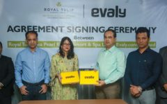 Evaly signs exclusive agreement with Royal Tulip Sea Pearl Beach Resort
